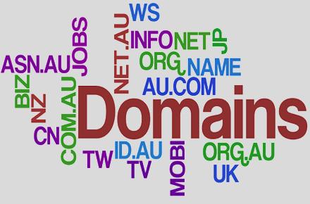 Κατοχύρωση domain names